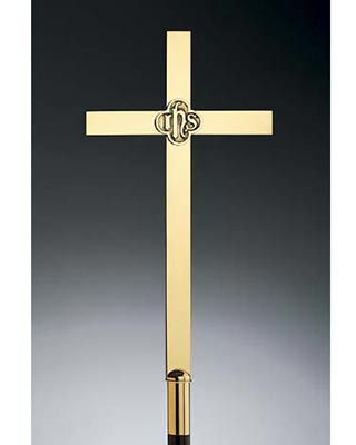 latin processional cross