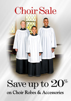 ALMY Choir Robe Sale