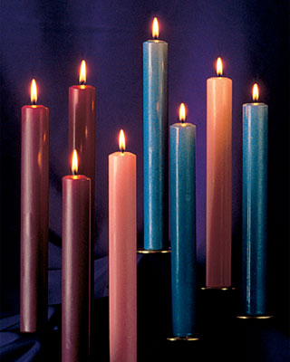 will and baumer wax advent candles