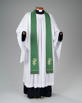 pastor's traditional stole 5631